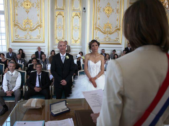 Le mariage de Alain et Sam à Versailles, Yvelines 21