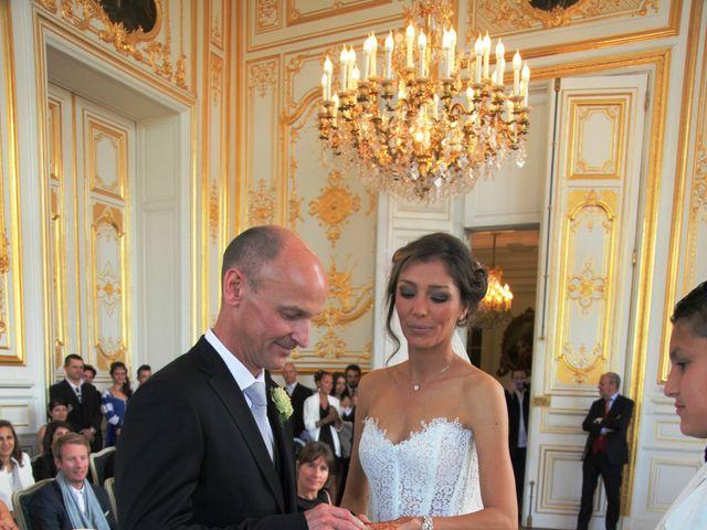 Le mariage de Alain et Sam à Versailles, Yvelines 24