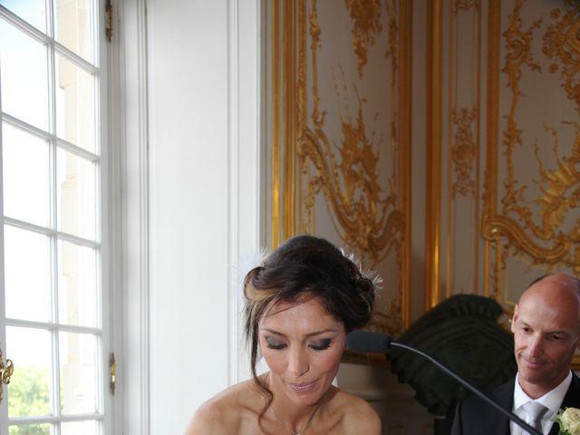 Le mariage de Alain et Sam à Versailles, Yvelines 25