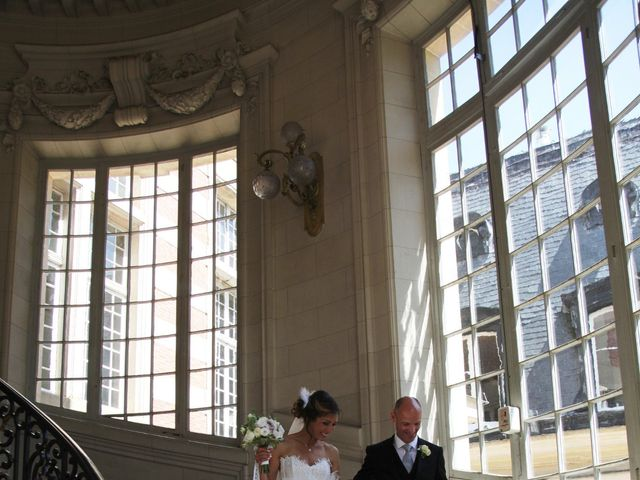 Le mariage de Alain et Sam à Versailles, Yvelines 27