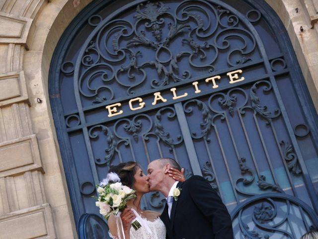 Le mariage de Alain et Sam à Versailles, Yvelines 28