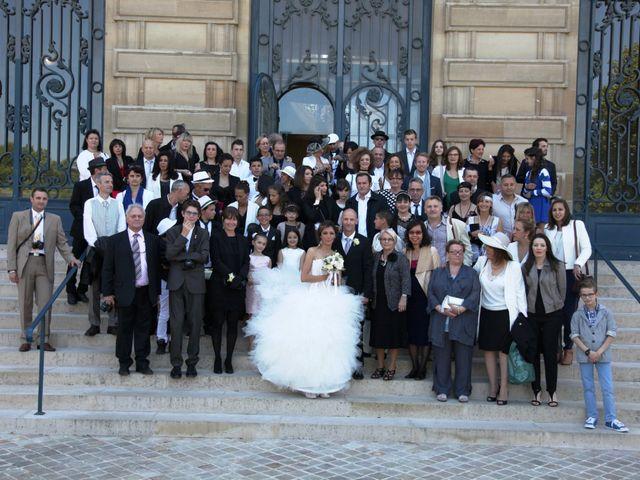 Le mariage de Alain et Sam à Versailles, Yvelines 29