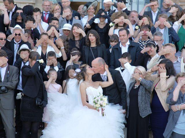 Le mariage de Alain et Sam à Versailles, Yvelines 30