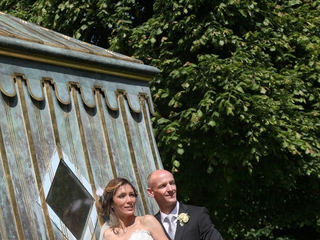 Le mariage de Alain et Sam à Versailles, Yvelines 36