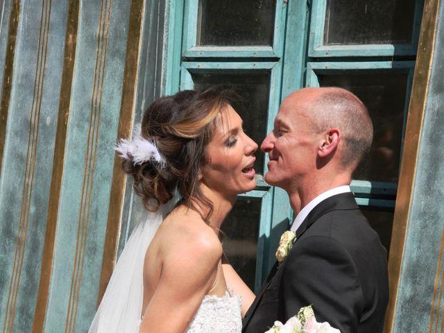 Le mariage de Alain et Sam à Versailles, Yvelines 38