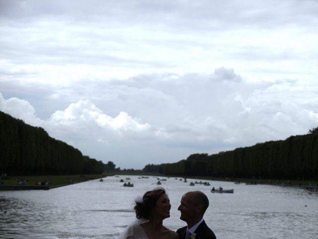 Le mariage de Alain et Sam à Versailles, Yvelines 45