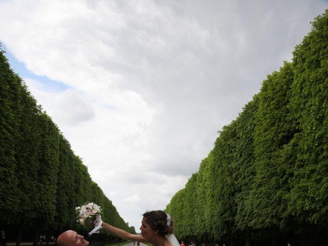 Le mariage de Alain et Sam à Versailles, Yvelines 48