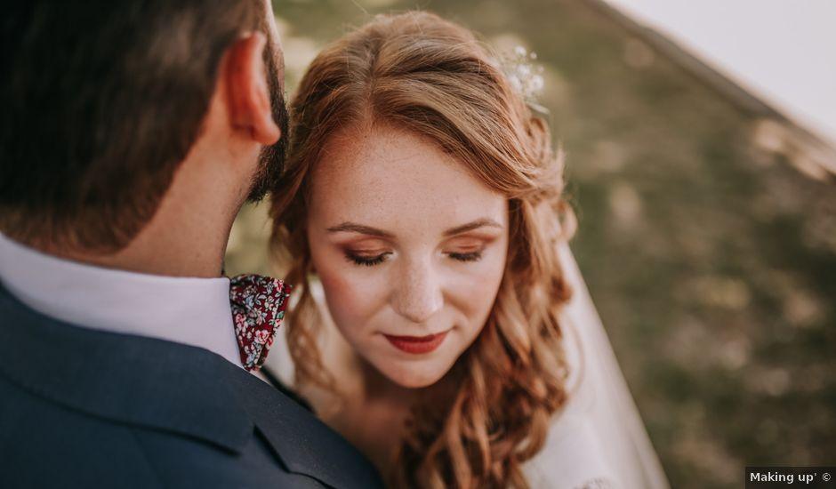 Le mariage de Florent et Marion à Vignieu, Isère