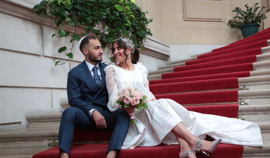 Le mariage de Samuel et Sharon à Les Mesnuls, Yvelines