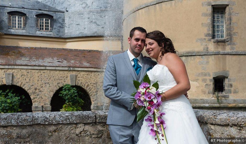 Le mariage de Aurélien et Emeline à Bondoufle, Essonne