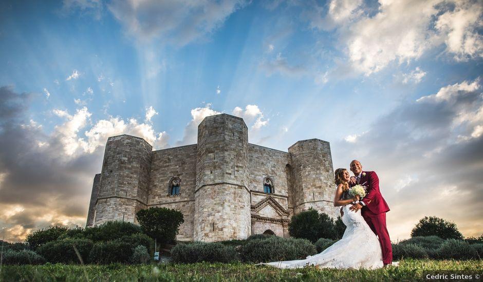 Le mariage de Judi et Alli à Bonifacio, Corse