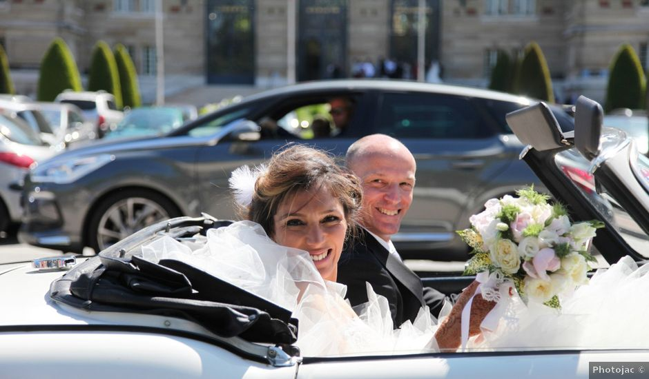 Le mariage de Alain et Sam à Versailles, Yvelines