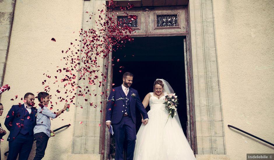 Le mariage de Lionel et Licia à Magny-Cours, Nièvre