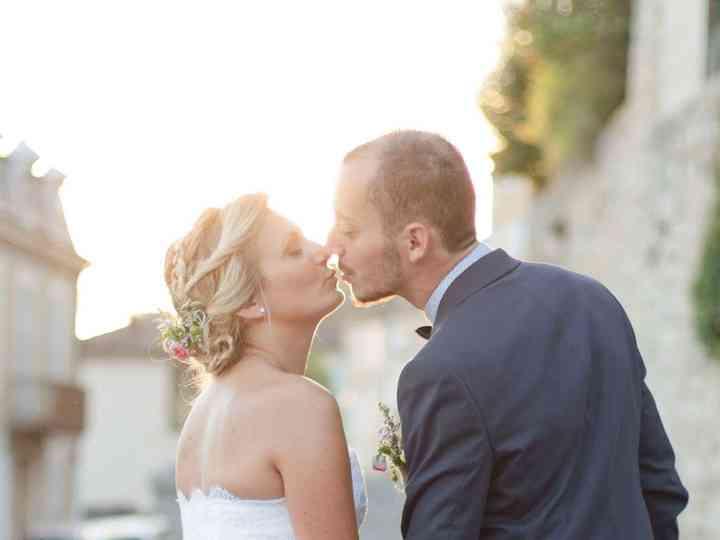 Le mariage de Marion et Benoît