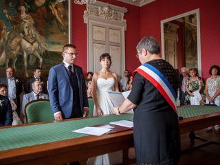 Le mariage de Aurélie et Geoffrey 1