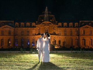 Le mariage de Sylvie et Vincent 1