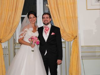 Le mariage de Lamia et Matthias