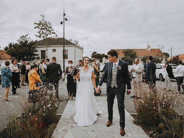 Le mariage de Pierre et Laurane à La Chevrolière, Loire Atlantique 27