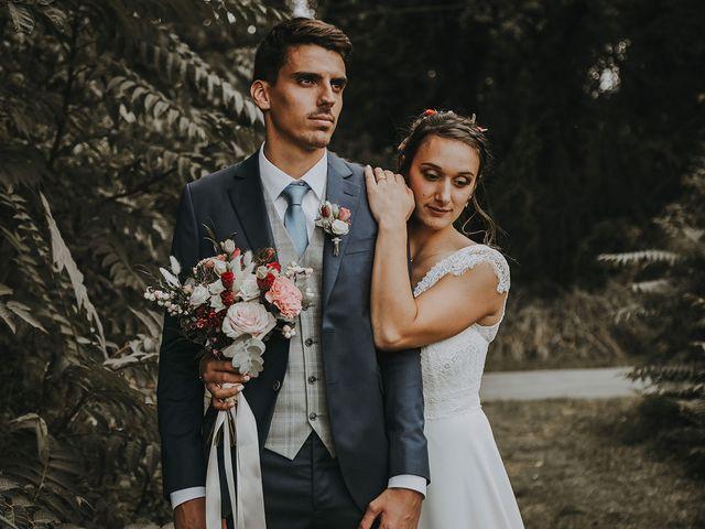 Le mariage de Laurane et Pierre