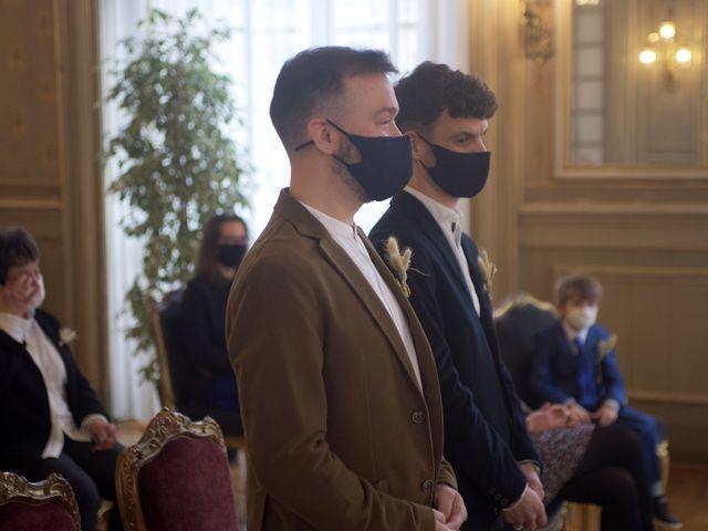 Le mariage de Nicolas et Anthony à Rennes, Ille et Vilaine 15
