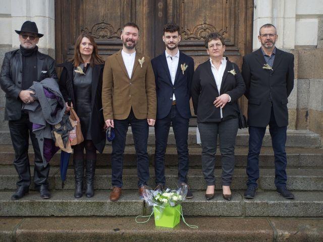 Le mariage de Nicolas et Anthony à Rennes, Ille et Vilaine 41
