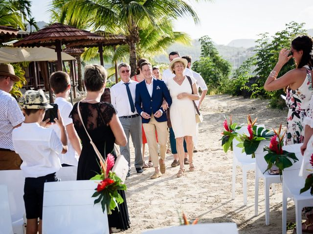 Le mariage de Maxime et Samantha à Les Trois-Îlets, Martinique 12
