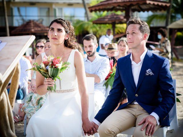 Le mariage de Maxime et Samantha à Les Trois-Îlets, Martinique 16