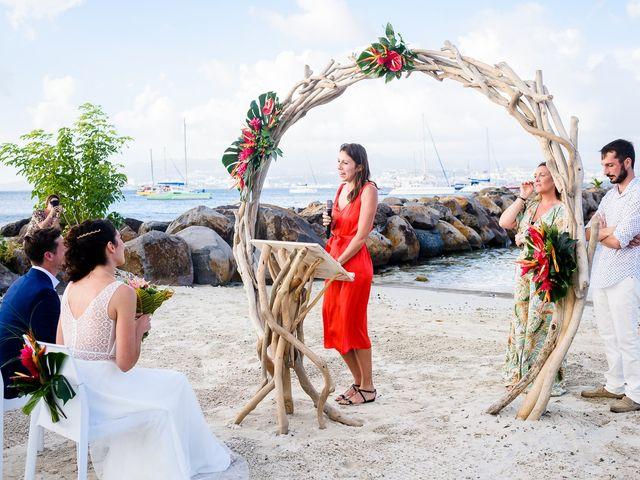 Le mariage de Maxime et Samantha à Les Trois-Îlets, Martinique 17