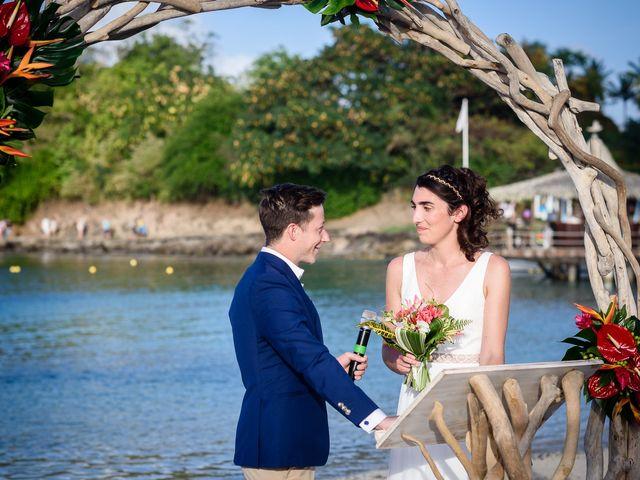 Le mariage de Maxime et Samantha à Les Trois-Îlets, Martinique 18