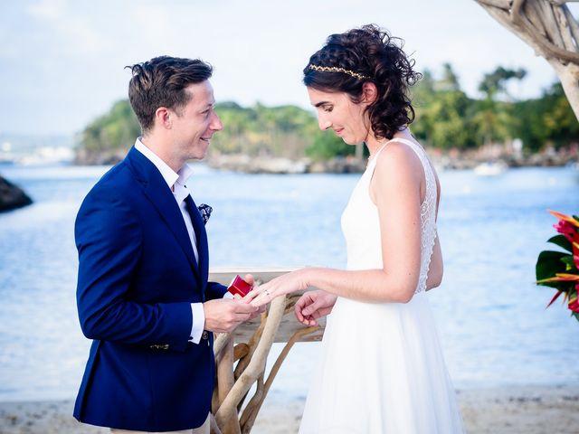 Le mariage de Maxime et Samantha à Les Trois-Îlets, Martinique 20