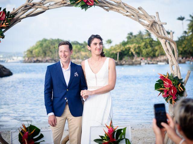 Le mariage de Maxime et Samantha à Les Trois-Îlets, Martinique 21
