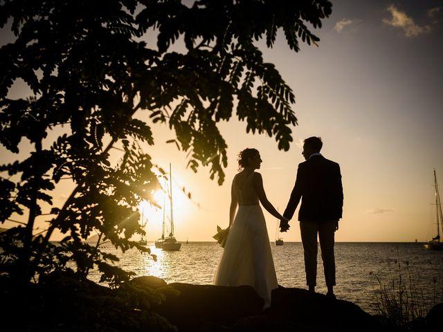 Le mariage de Maxime et Samantha à Les Trois-Îlets, Martinique 25