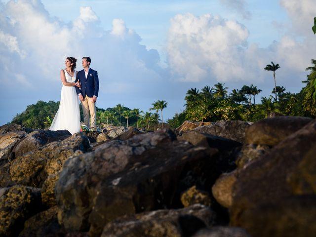 Le mariage de Maxime et Samantha à Les Trois-Îlets, Martinique 2