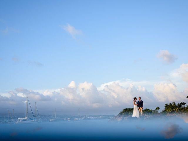 Le mariage de Maxime et Samantha à Les Trois-Îlets, Martinique 27