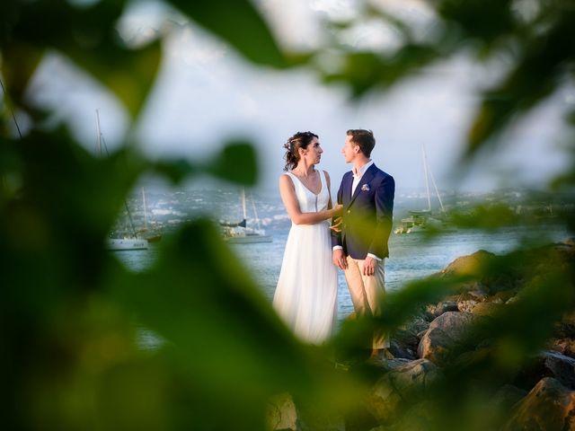 Le mariage de Maxime et Samantha à Les Trois-Îlets, Martinique 28