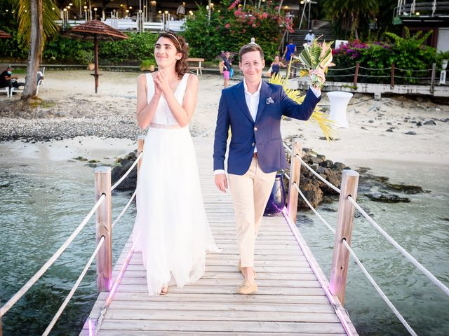 Le mariage de Maxime et Samantha à Les Trois-Îlets, Martinique 30