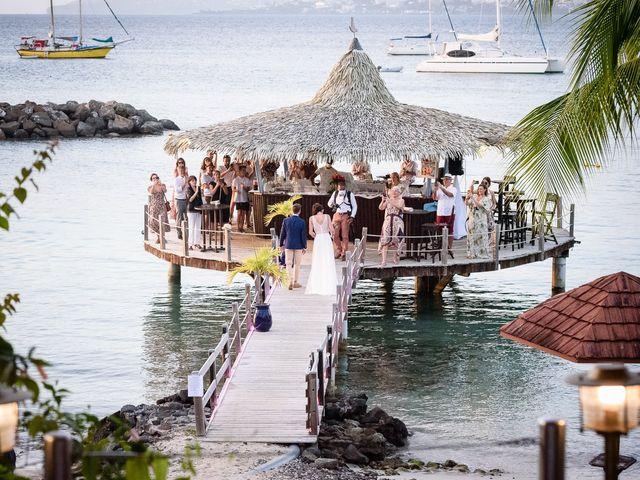 Le mariage de Maxime et Samantha à Les Trois-Îlets, Martinique 31