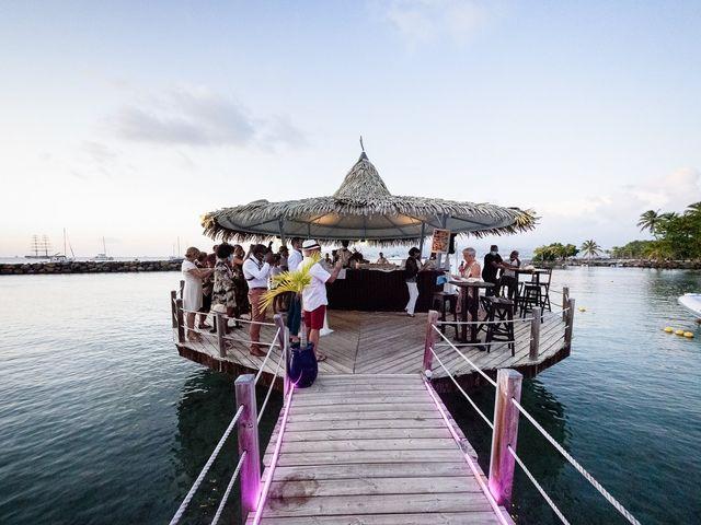 Le mariage de Maxime et Samantha à Les Trois-Îlets, Martinique 33