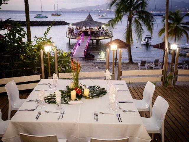Le mariage de Maxime et Samantha à Les Trois-Îlets, Martinique 36