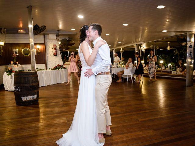 Le mariage de Maxime et Samantha à Les Trois-Îlets, Martinique 46