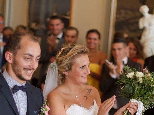 Le mariage de Benoît  et Marion à Lectoure, Gers 10