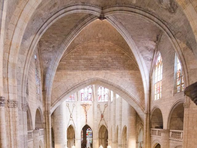 Le mariage de Benoît  et Marion à Lectoure, Gers 13