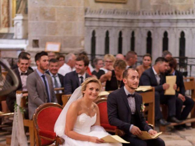 Le mariage de Benoît  et Marion à Lectoure, Gers 16