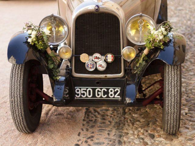 Le mariage de Benoît  et Marion à Lectoure, Gers 20