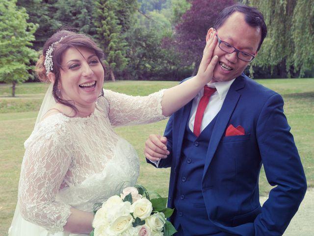 Le mariage de Anthony et Nathalie à Vandeléville, Meurthe-et-Moselle 27