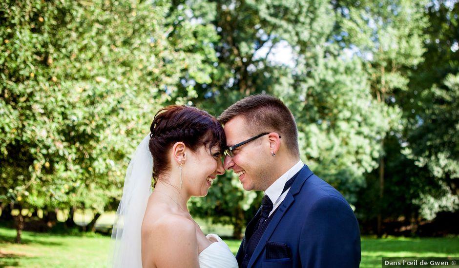 Le mariage de Geoffrey et Aurélie à Les Ponts-de-Cé, Maine et Loire