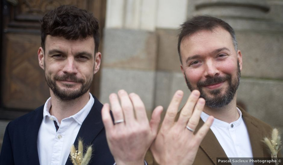 Le mariage de Nicolas et Anthony à Rennes, Ille et Vilaine