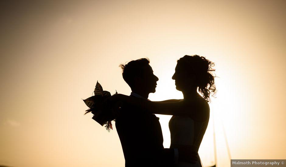 Le mariage de Maxime et Samantha à Les Trois-Îlets, Martinique