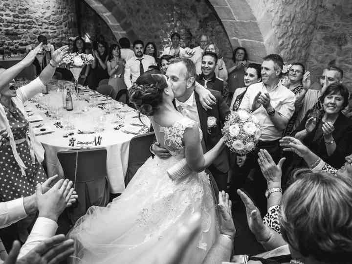Le mariage de Nath et Jean-P