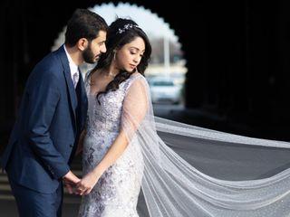 Le mariage de Justina et Peter